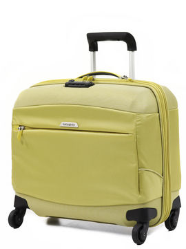 samsonite pilot case trolley motio 17 3 pouces jaune. Black Bedroom Furniture Sets. Home Design Ideas