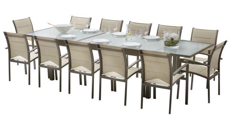 Table De Jardin Avec Rallonge Coulissante ~ Jsscene.com : Des ...