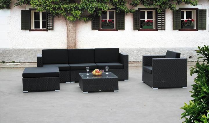 Salon De Jardin Aluminium 8 Places Leroy Merlin