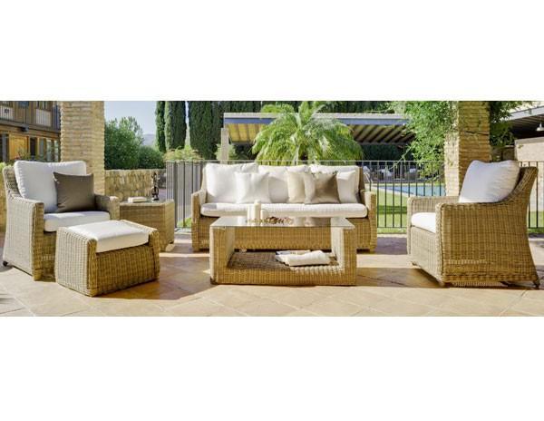 salon de jardin en osier cool salon jardin osier with. Black Bedroom Furniture Sets. Home Design Ideas