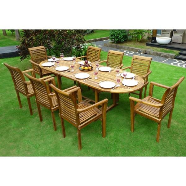 Salon De Jardin Imitation Resine Tressee :  et Jardin Jardin Equipement et mobilier de jardin Salon de jardin
