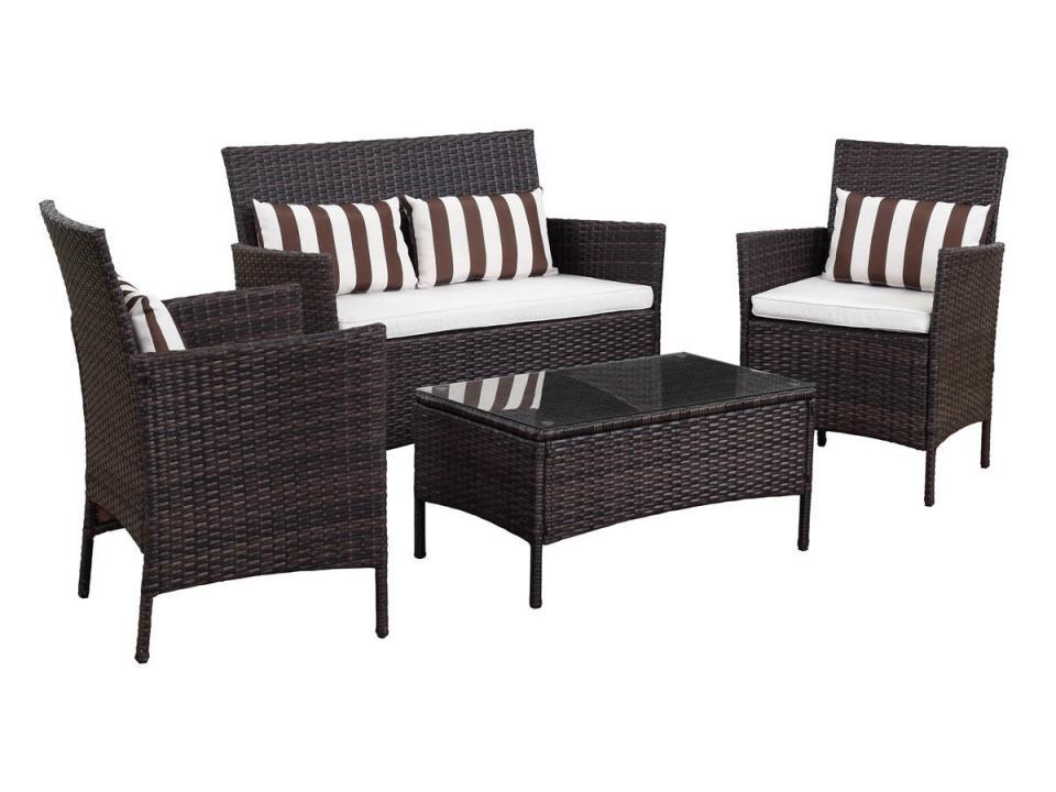 Table Et Chaise De Jardin En Plastique Leclerc Des Id Es Int Ressantes Pour La