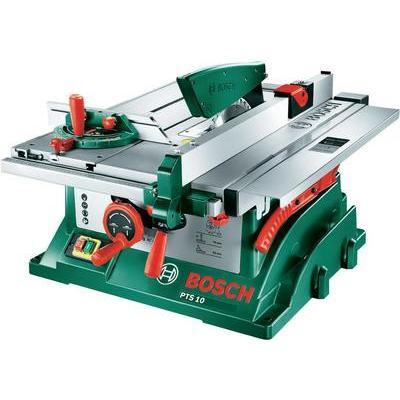 Bosch scie sur table pts 10 scies l ctriques cat gorie interrupteur lectrique - Scie sur table bosch pts 10 ...