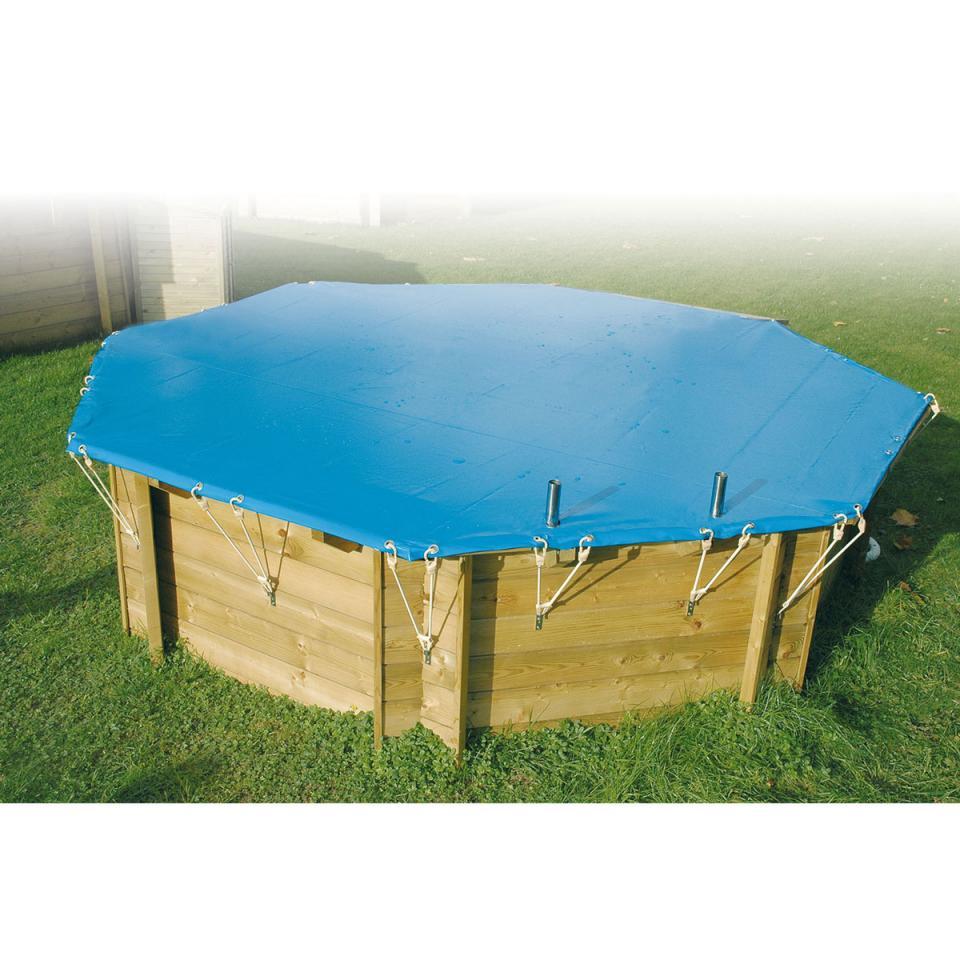 Volet roulant piscine grele for Volet polycarbonate piscine