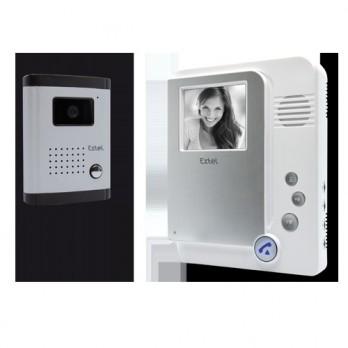 Extel - Visiophone 4 fils + 2 (cde gâche ou automatisme)
