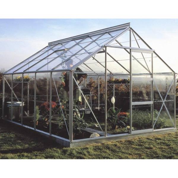 Catgorie serre de jardin du guide et comparateur d 39 achat - Serre de jardin en verre ...