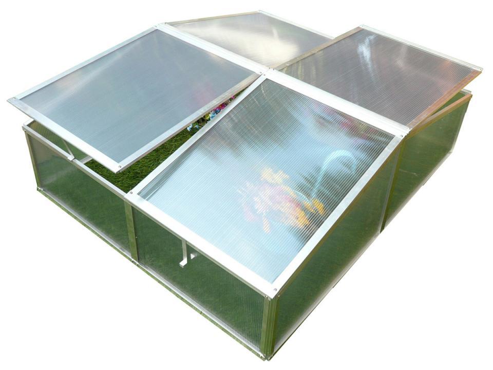 Mini serre guide d 39 achat - Mini serre polycarbonate ...