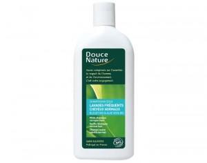 Double action le shampooing de la chute des cheveux