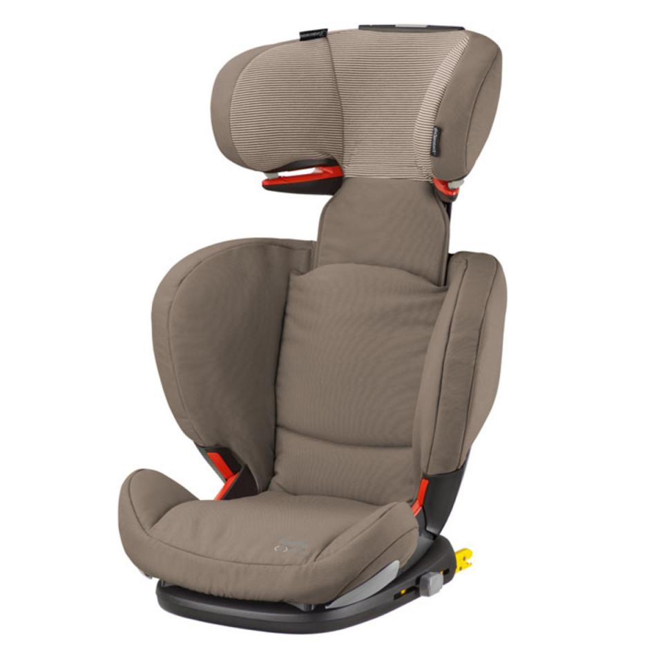 bebe confort si ge auto isofix rodifix airprotect groupe 2 3 earth brown. Black Bedroom Furniture Sets. Home Design Ideas