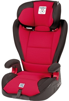 peg perego si ge auto avec dossier volutif viaggio 2 3 surefix rouge. Black Bedroom Furniture Sets. Home Design Ideas