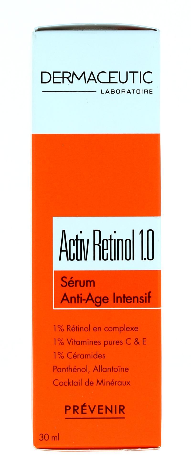 Dermaceutic C Turn Over Crme de Nuit 40ml