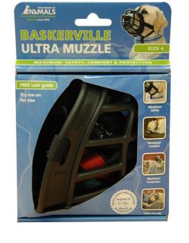 Muselière Baskerville Ultra Muzzle T4 bebb3f1296f7