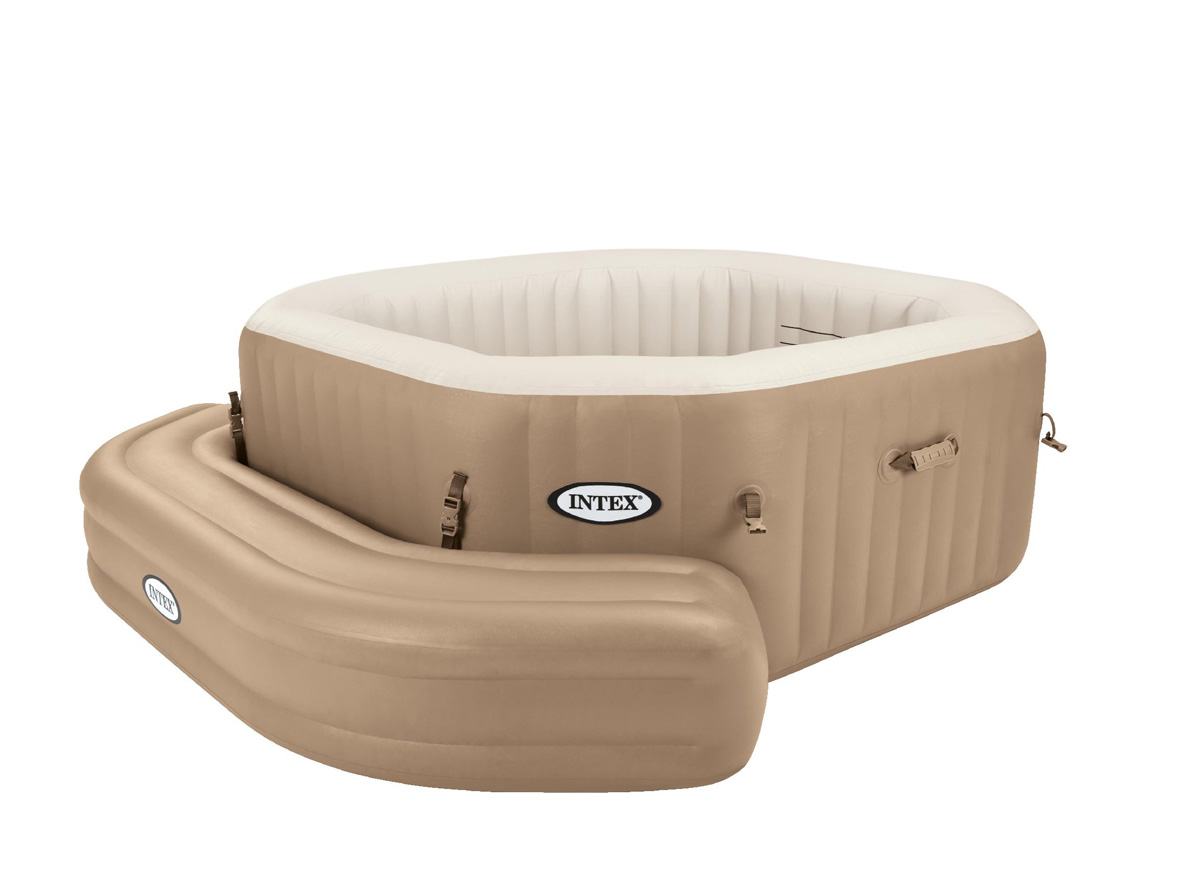 Jacuzzi intex - Spa gonflable intex pas cher ...