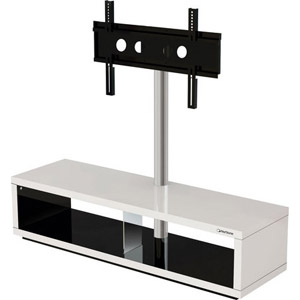 Meuble audio vido norstone design saeby - Meuble tele avec support ...