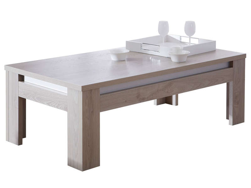 Plateau pivotant guide d 39 achat for Table blanche conforama