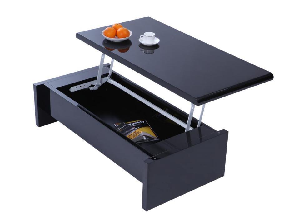 table basse relevable pas chere conceptions de maison. Black Bedroom Furniture Sets. Home Design Ideas