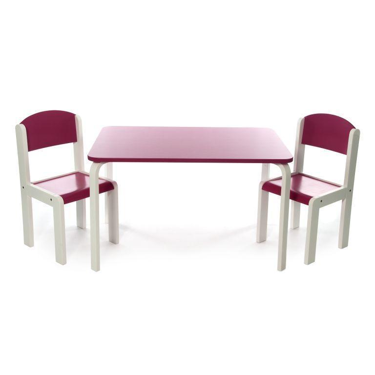 Catgorie tables denfant du guide et comparateur d 39 achat - Table enfant avec chaise ...
