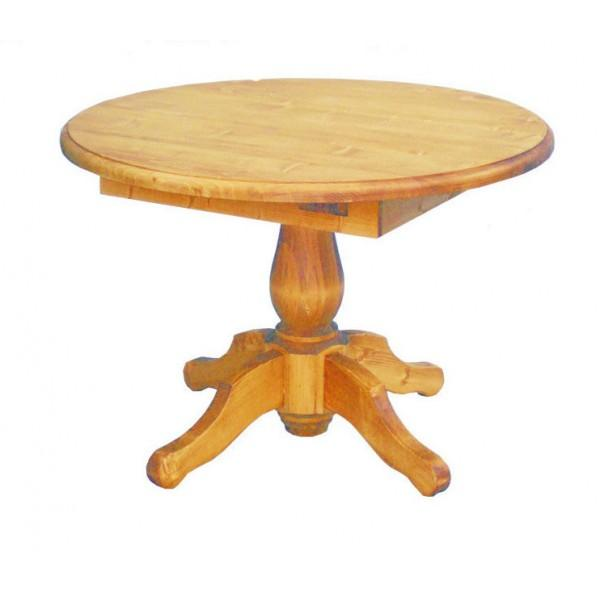 Pied de table guide d 39 achat for Table ronde bois pied central