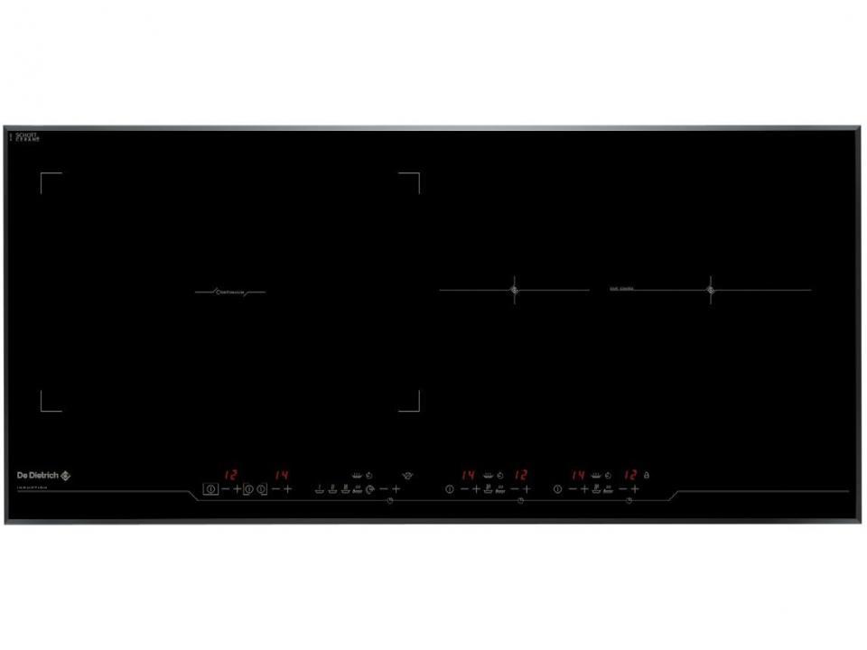 De dietrich dti1089v catgorie table induction - Table induction de dietrich dti1043x ...