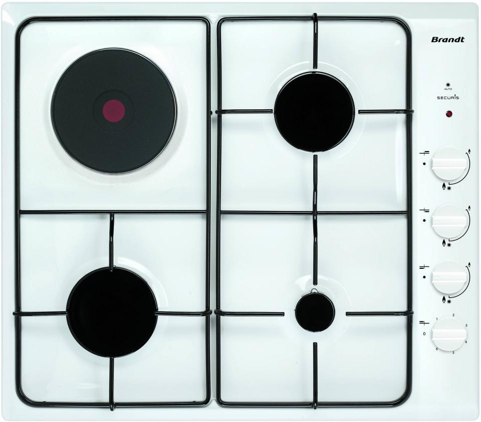 table de cuisson induction brandt ti 34 b les points clés  type de