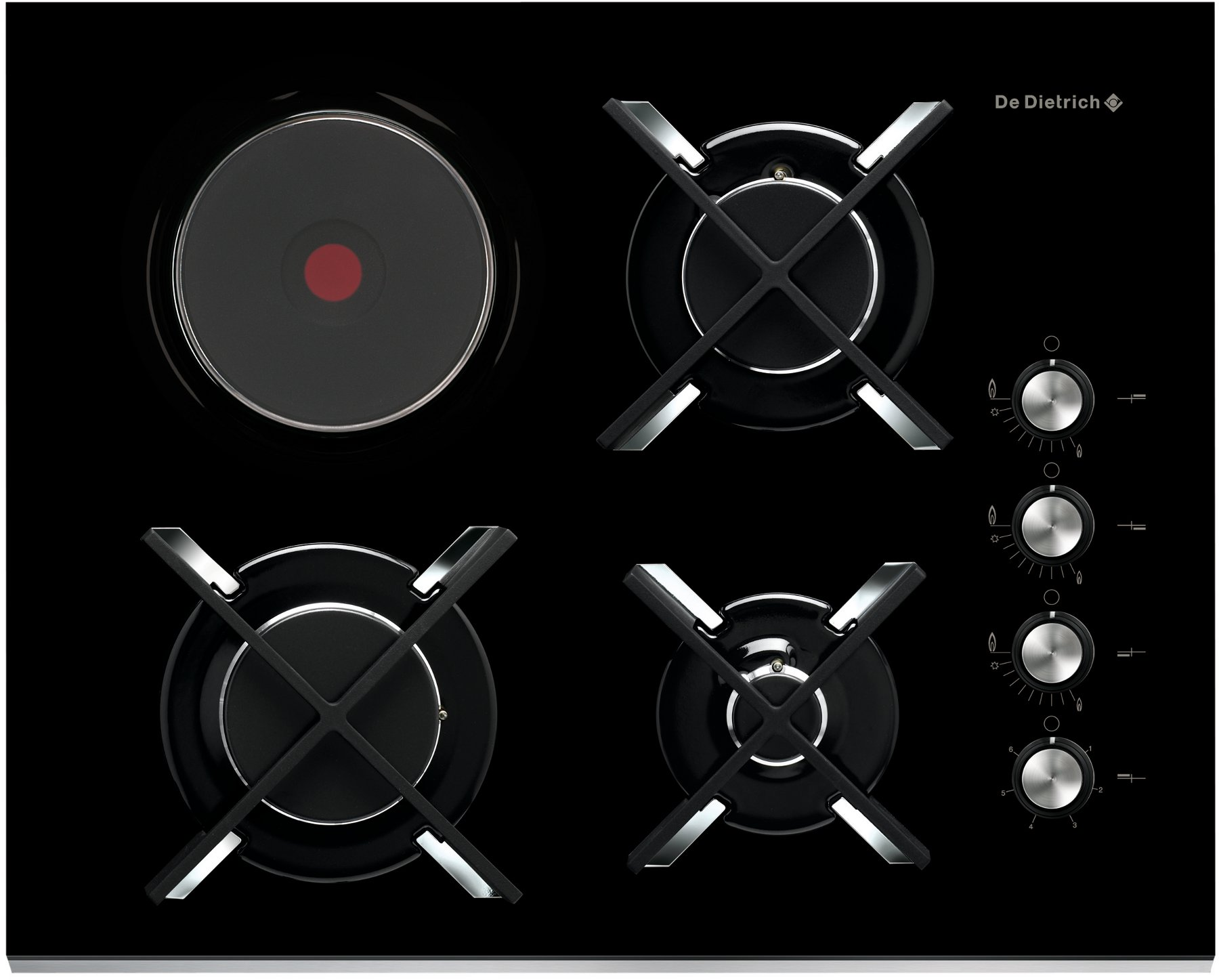 Catgorie table mixte du guide et comparateur d 39 achat - Table de cuisson induction de dietrich ...