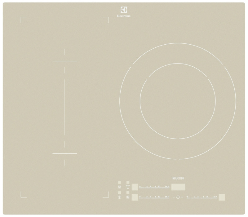 Electrolux ehn 6532 ios table induction - Table de cuisson induction electrolux ...
