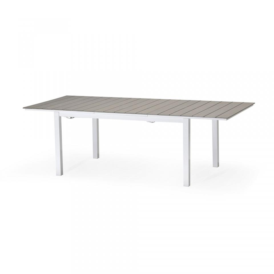 Best table de jardin extensible pol ideas awesome for Table noir rallonge