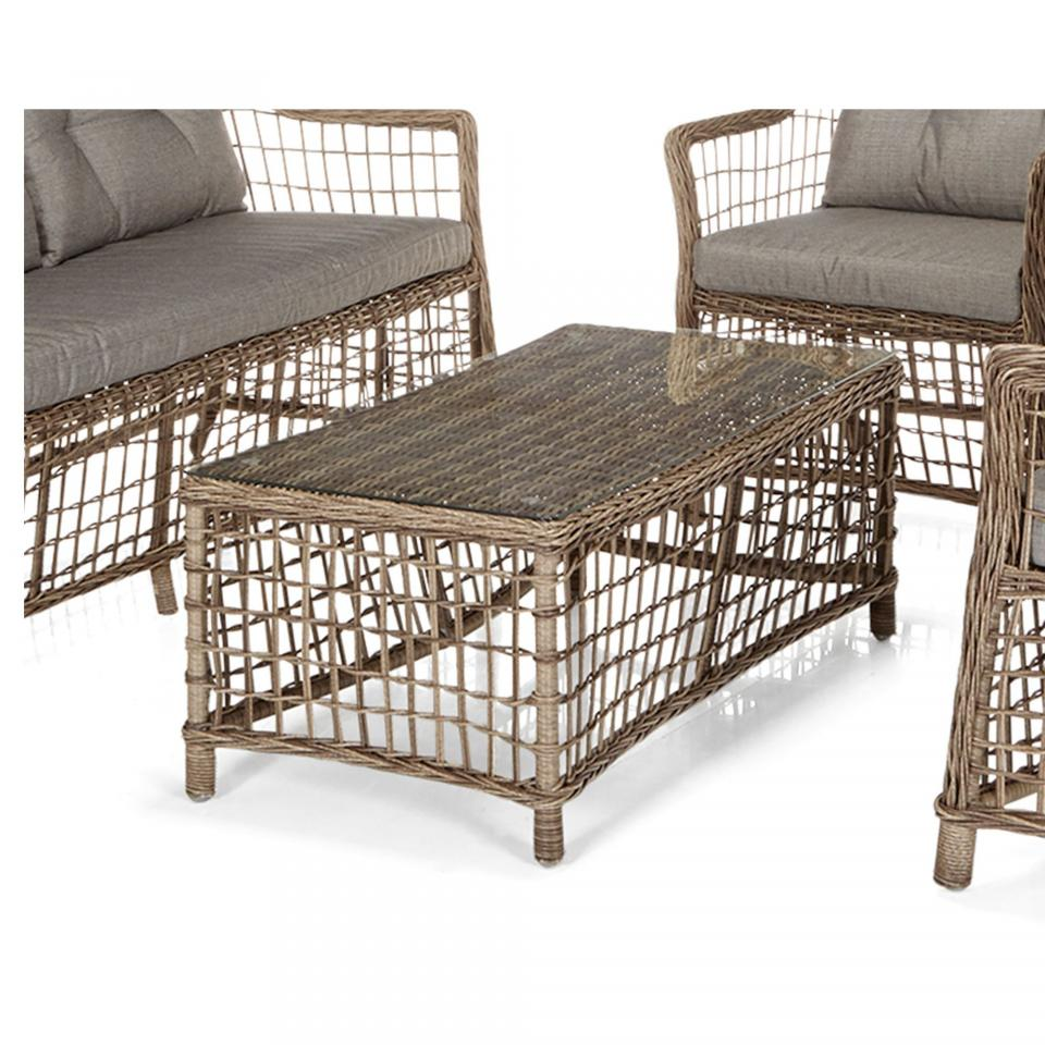 Table de jardin alinea - Table de jardin ovale extensible fort de france ...