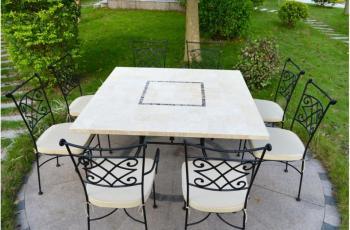 Catgorie table de jardin page 4 du guide et comparateur d - Table de jardin la redoute ...