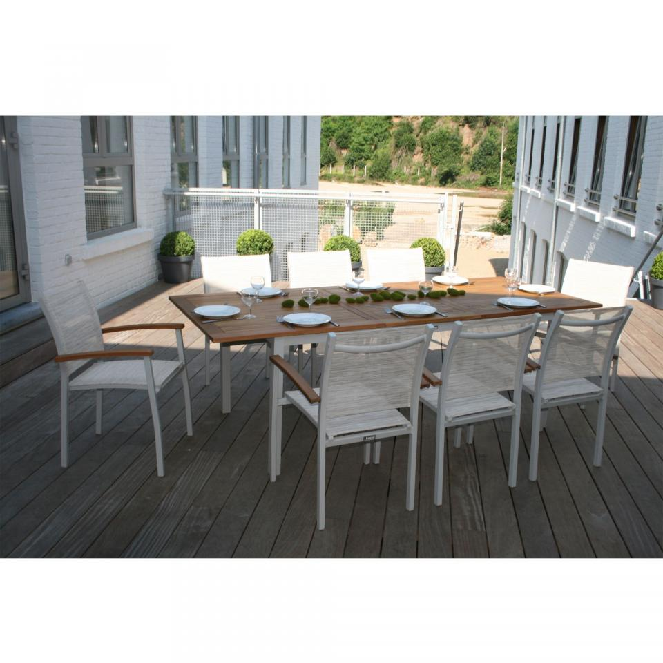 Catgorie table de jardin page 3 du guide et comparateur d for Mobilier de jardin alinea