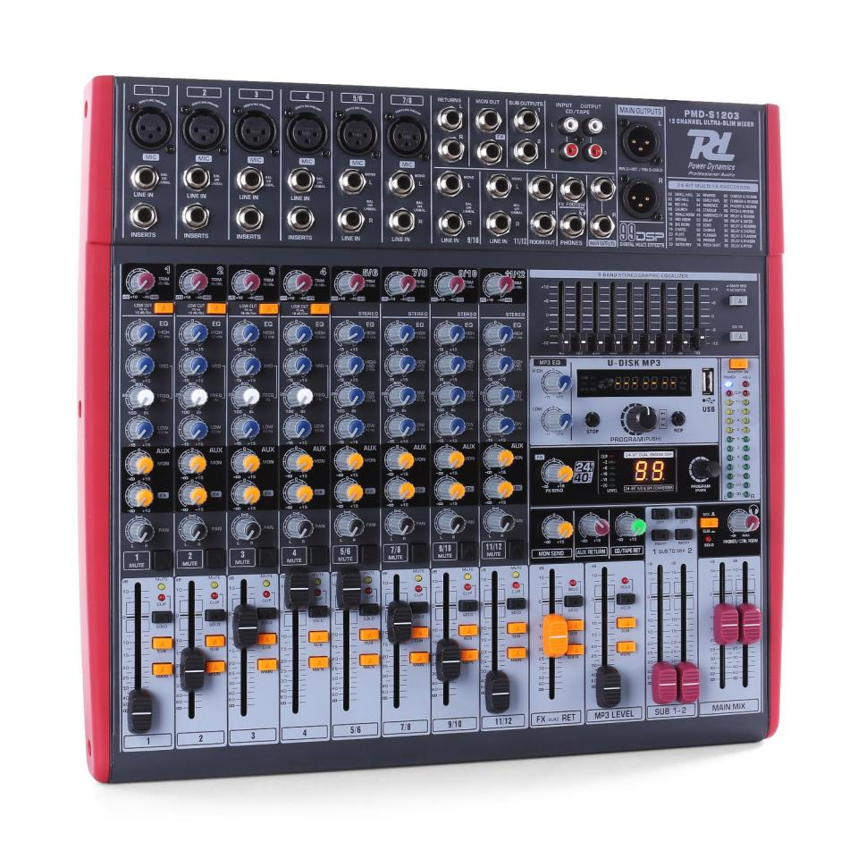 Catgorie table de mixage du guide et comparateur d 39 achat - Table de mixage professionnelle studio ...