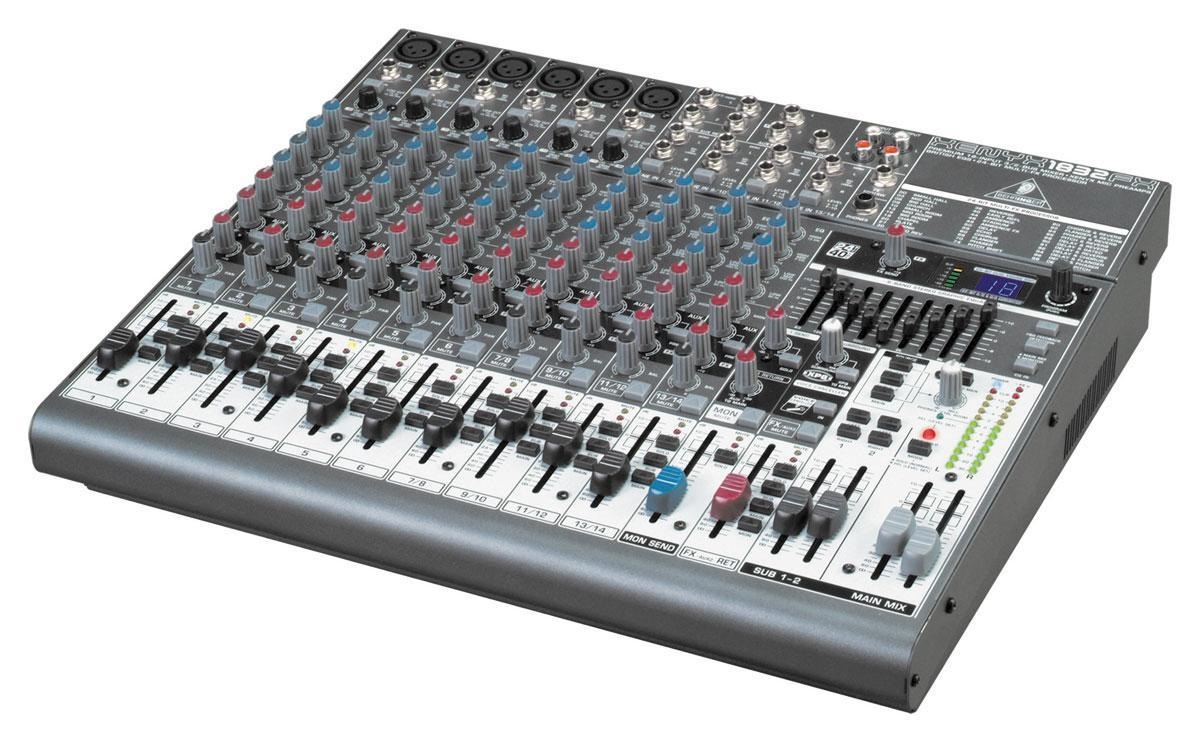 Behringer catgorie table de mixage - Table de mixage behringer ...