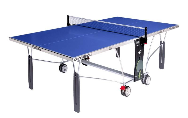 Cat gorie tables de ping pong du guide et comparateur d 39 achat - Dimension table de ping pong cornilleau ...