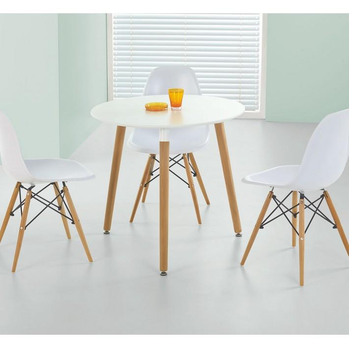 Pied de table guide d 39 achat for Table ronde design scandinave