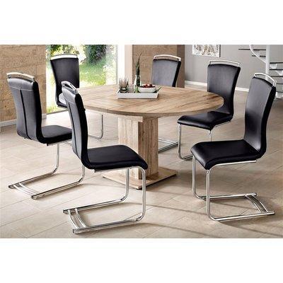 Catgorie tables de salle manger du guide et comparateur d - Table de jardin ovale extensible fort de france ...