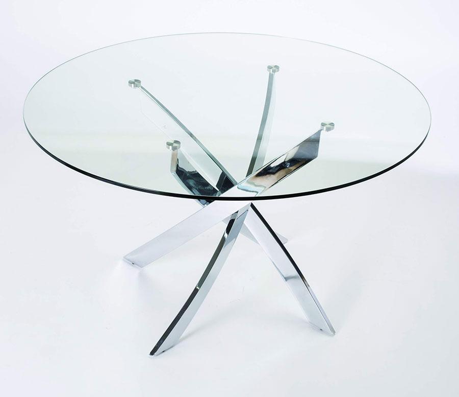 Catgorie tables de salle manger du guide et comparateur d - Table salle a manger ronde design ...