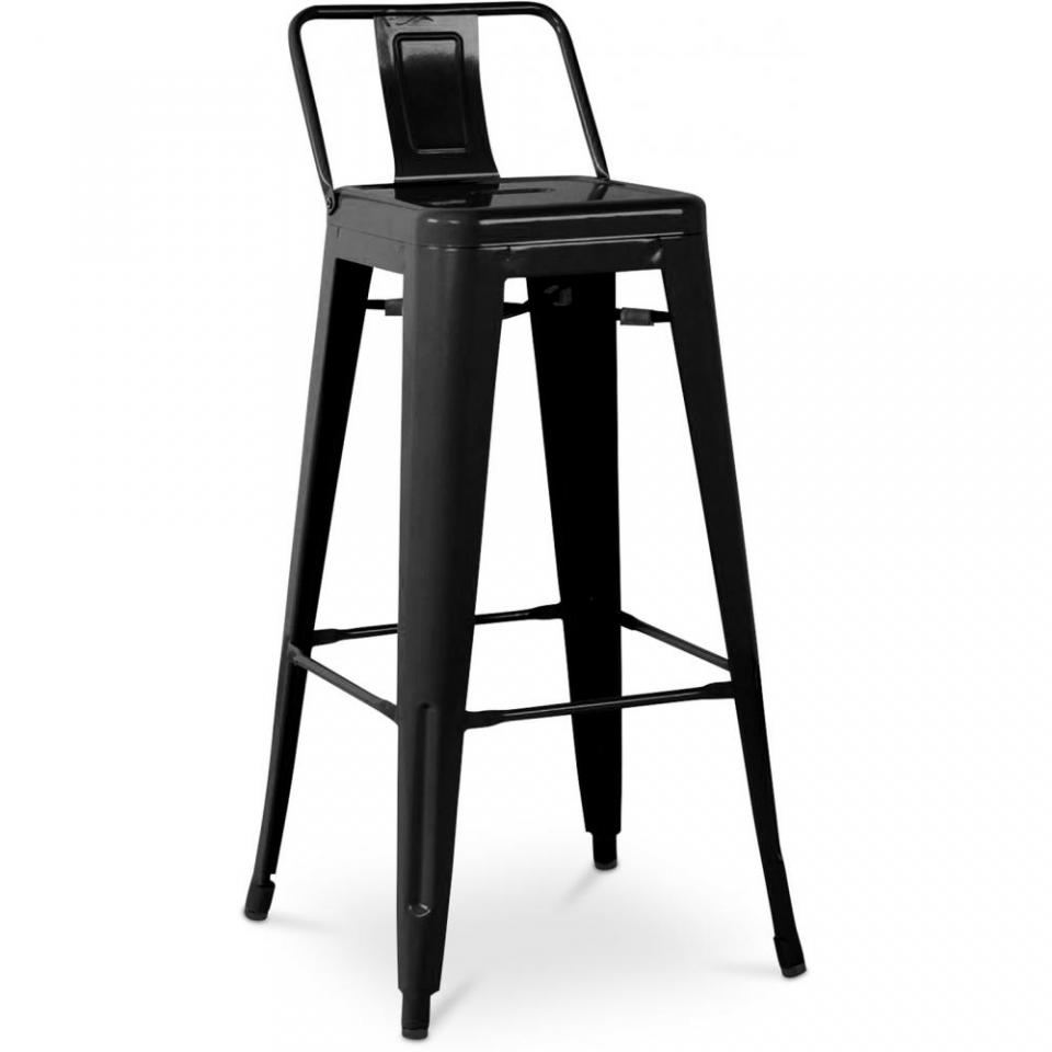 tabouret de bar tolix occasion location de mobilier v nementiel tabouret tolix h75 sur. Black Bedroom Furniture Sets. Home Design Ideas
