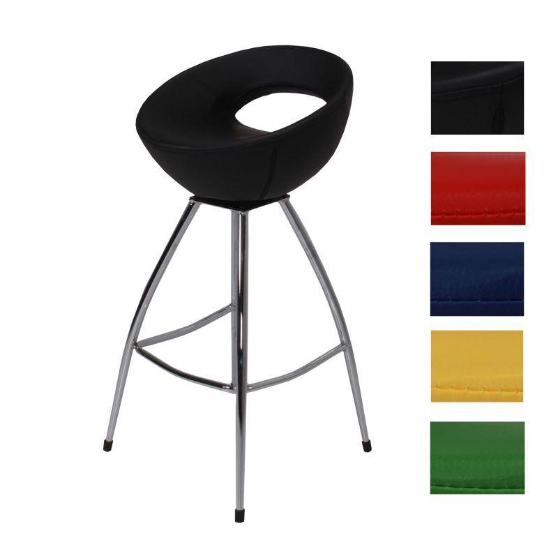 tabouret de bar avec 4 pieds maison design. Black Bedroom Furniture Sets. Home Design Ideas