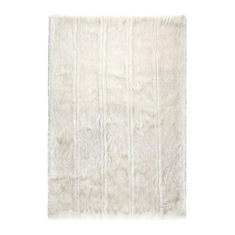 Modele ligne guide d 39 achat - Tapis fausse fourrure blanc ...