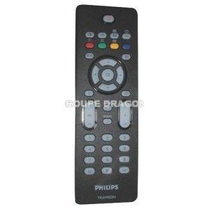 philips rc2023601 01 tlcommande pour telecommande tv dvd. Black Bedroom Furniture Sets. Home Design Ideas