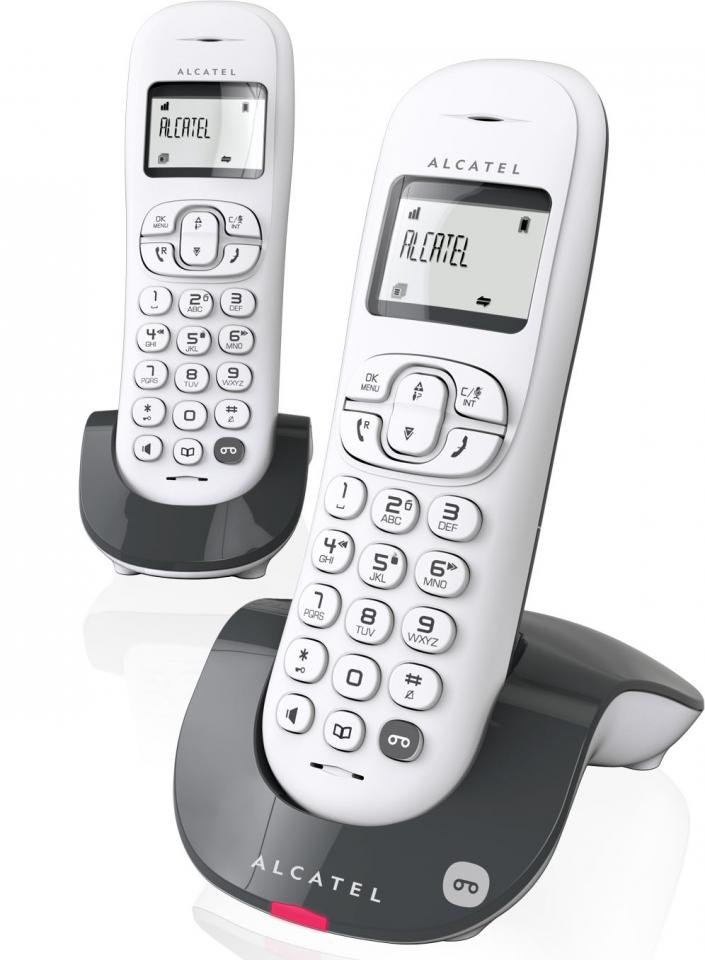 alcatel c 250 voice duo catgorie tlphone sans fil. Black Bedroom Furniture Sets. Home Design Ideas