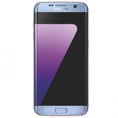smartphone samsung galaxy s7 edge bleu 32go. Black Bedroom Furniture Sets. Home Design Ideas