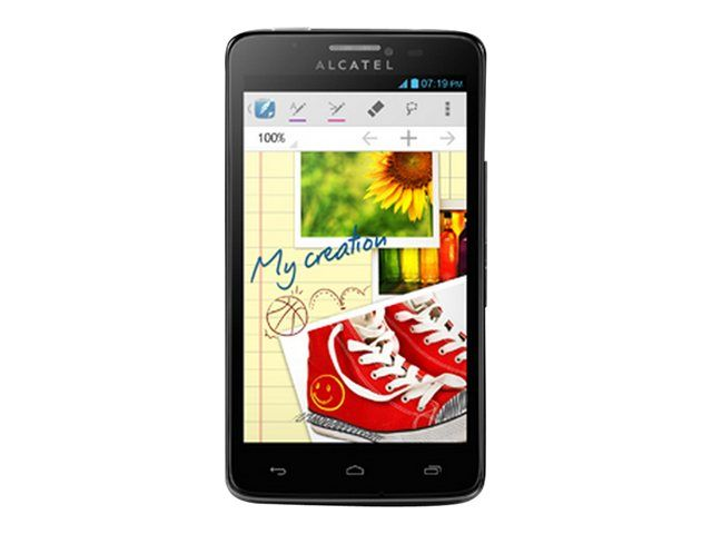 Прошивки One Touch Scribe Easy 8000D Android 4.1