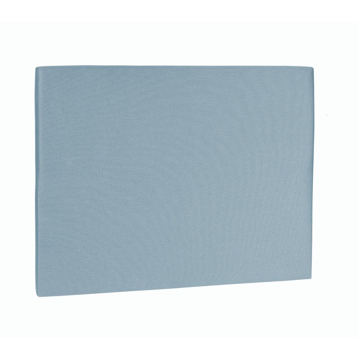 someo tte de lit en tissu matelass chocolat 160. Black Bedroom Furniture Sets. Home Design Ideas