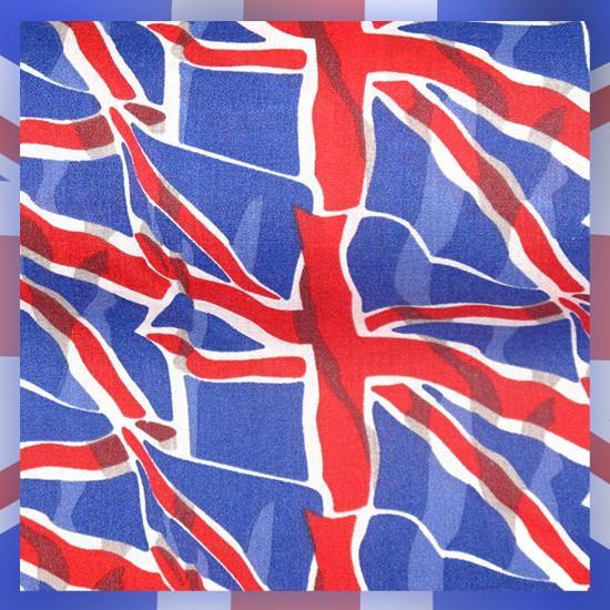 Catgorie tissus du guide et comparateur d 39 achat - Tissu drapeau anglais ...
