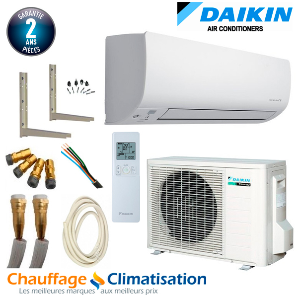 daikin cpack climatiseur mural ftxs20k rxs20l. Black Bedroom Furniture Sets. Home Design Ideas