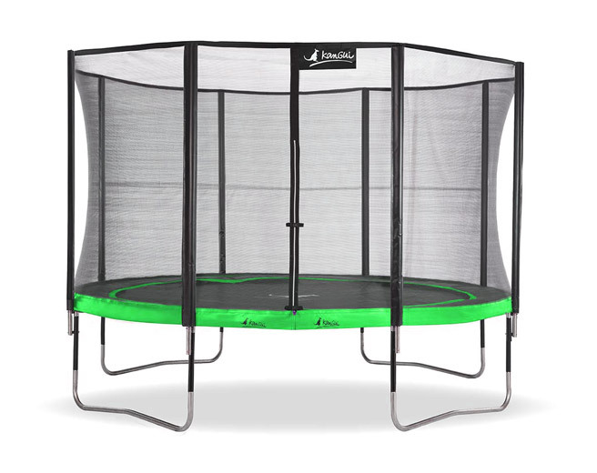 kangui trampoline punchi aloe 300 305 x 256cm. Black Bedroom Furniture Sets. Home Design Ideas