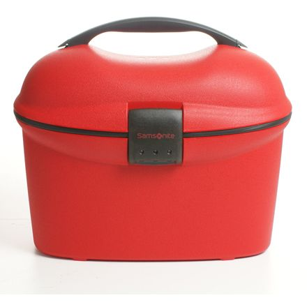 Vanity case Samsonite Cabin Collection 36 cm Crimson Red rouge W47DJ