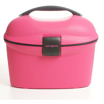 samsonite vanity case cabin collection 36 cm pink rose. Black Bedroom Furniture Sets. Home Design Ideas