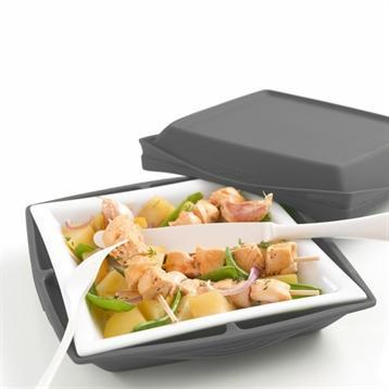 Mastrad papillote gourmet carr e en silicone cat gorie for Gourmet en cuisine